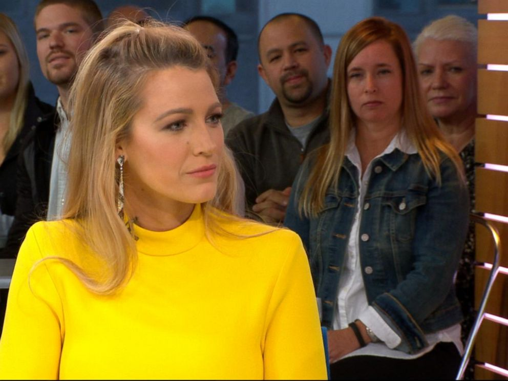 VIDEO: Blake Lively opens up about All I See is You