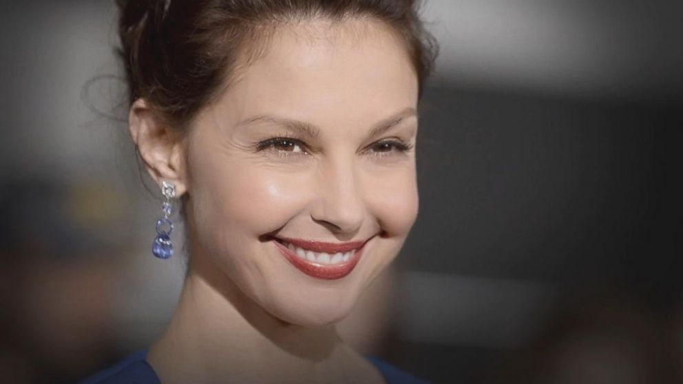 Ashley Judd: 'I had found my voice, and I was coming right