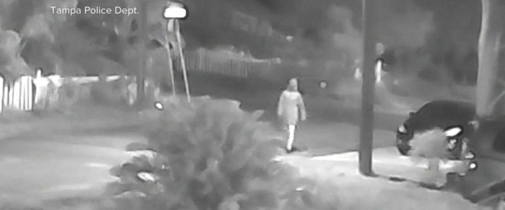 VIDEO: Manhunt grows for suspected Florida serial killer