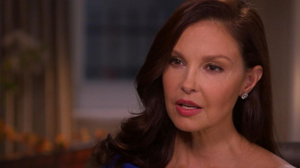 Ashley Judd: 'I had found my voice, and I was coming right at him'