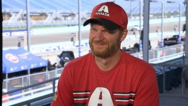 Dale Earnhardt Jr Opens Up About His New Memoir Video