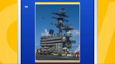 911 calls released of a desperate sea rescue in the Florida Keys Video 171122 gma gutman2 16x9 384