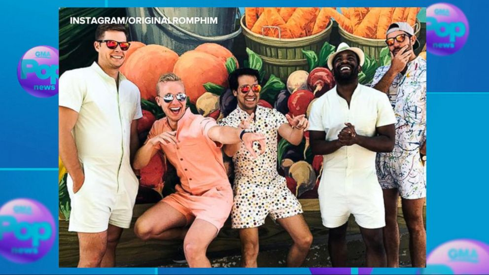 85651a2eef11  Ugly  holiday rompers for men become unexpected trend of the season - ABC  News