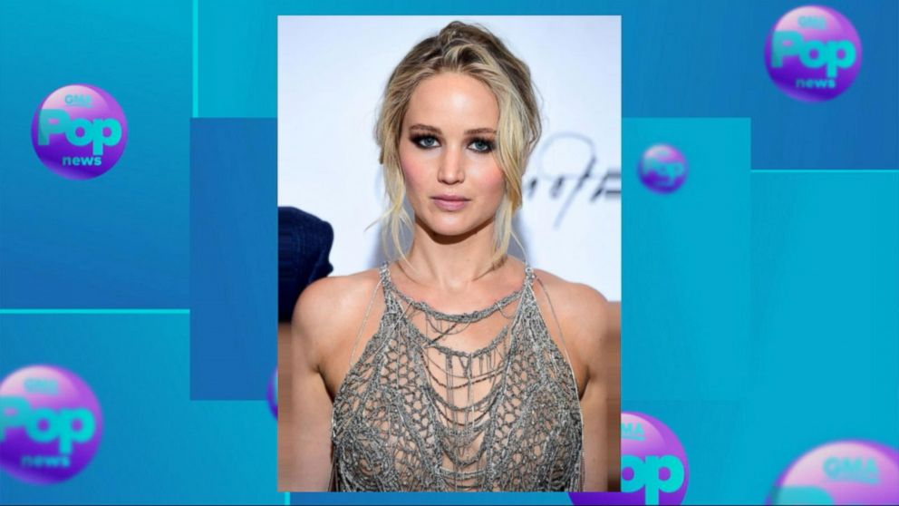219c14ac628 Jennifer Lawrence calls 'revealing dress in the cold' controversy ...