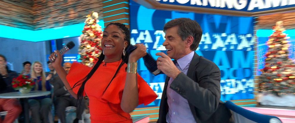 VIDEO: Tiffany Haddish discusses her new book