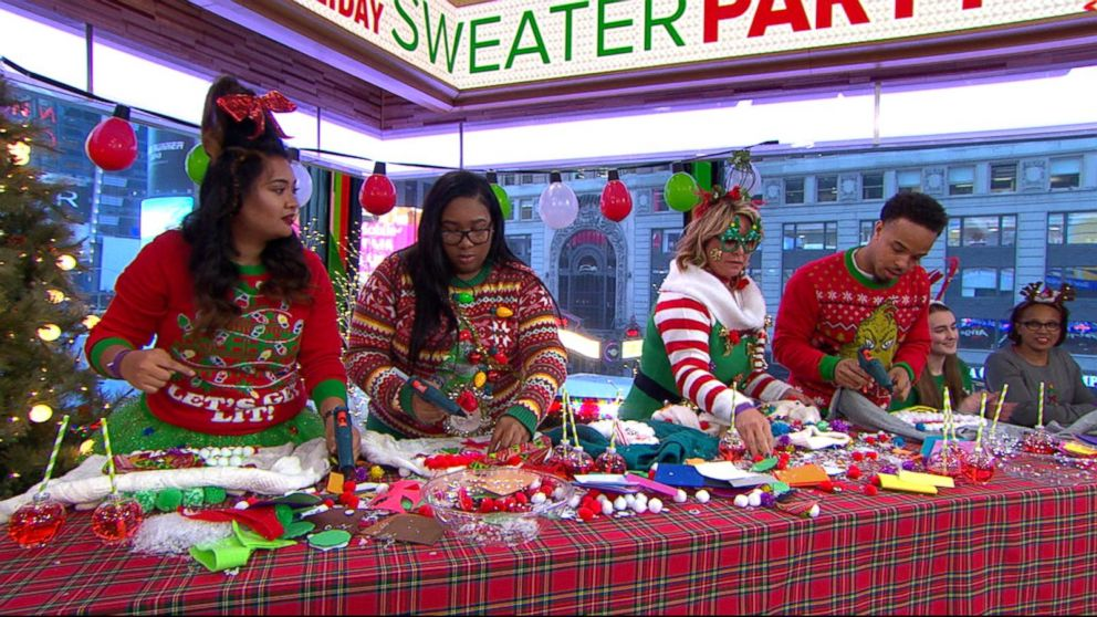The Ugly Christmas Sweater Party.How To Throw The Ultimate Ugly Christmas Sweater Party