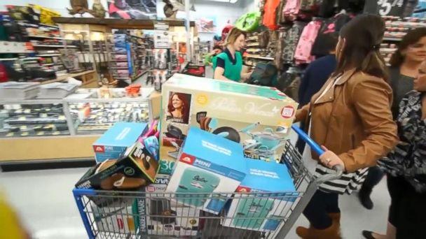 VIDEO: Amazon, Walmart battle for Christmas shoppers