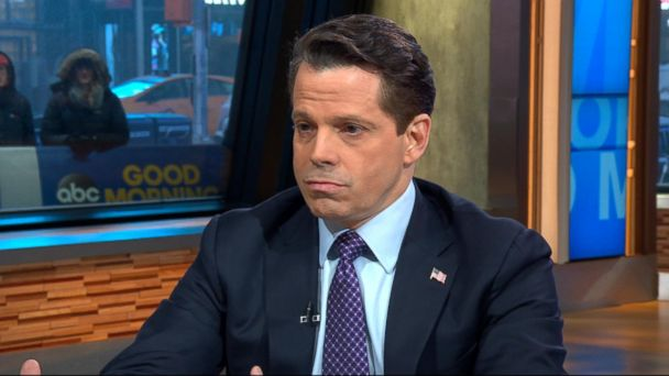 Anthony Scaramucci reacts to Trump, Steve Bannon fallout