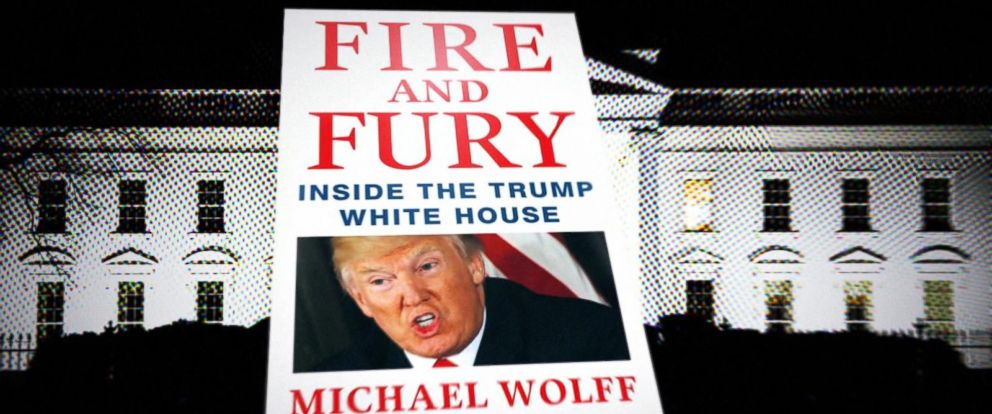 VIDEO: White House continues to reel after Wolffs tell-all book, Fire and Fury is published early