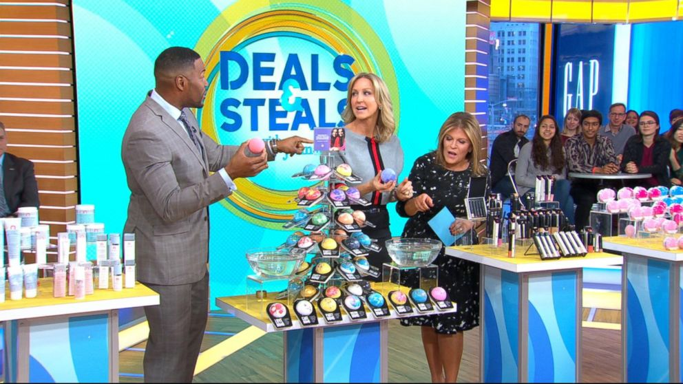 'GMA' Deals and Steals on winter beauty must-haves Video ...