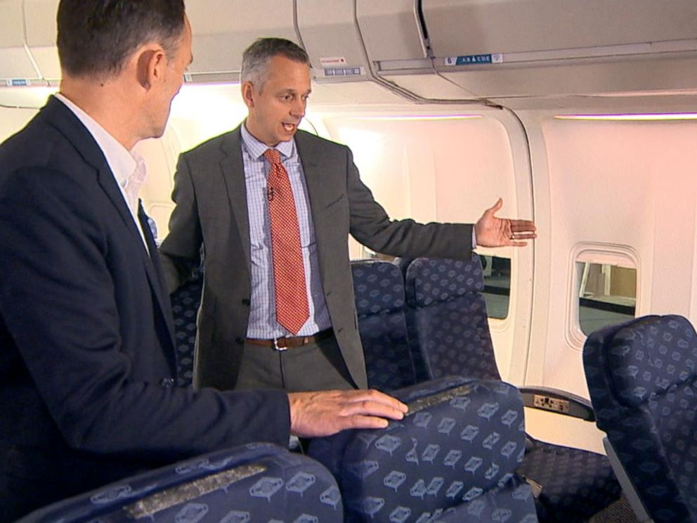 VIDEO: How to fight the flu at the airport, on planes