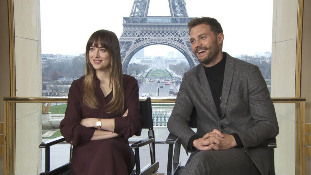 Dakota Johnson Says Fifty Shades Freed Is About Being True To