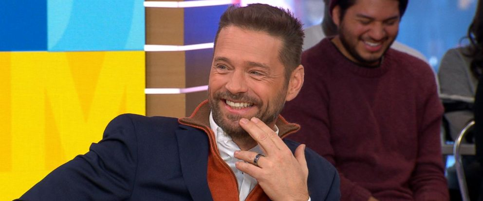 VIDEO: Jason Priestley opens up about Private Eyes
