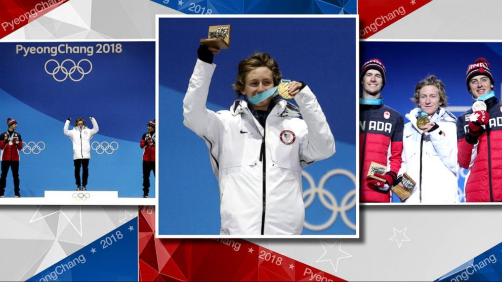 Best Olympic Moments 2019 The best moments from day 5 of the Olympics Video   ABC News
