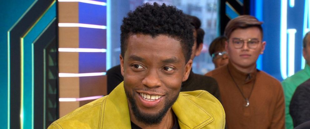 VIDEO: Chadwick Boseman opens up about Black Panther live on GMA