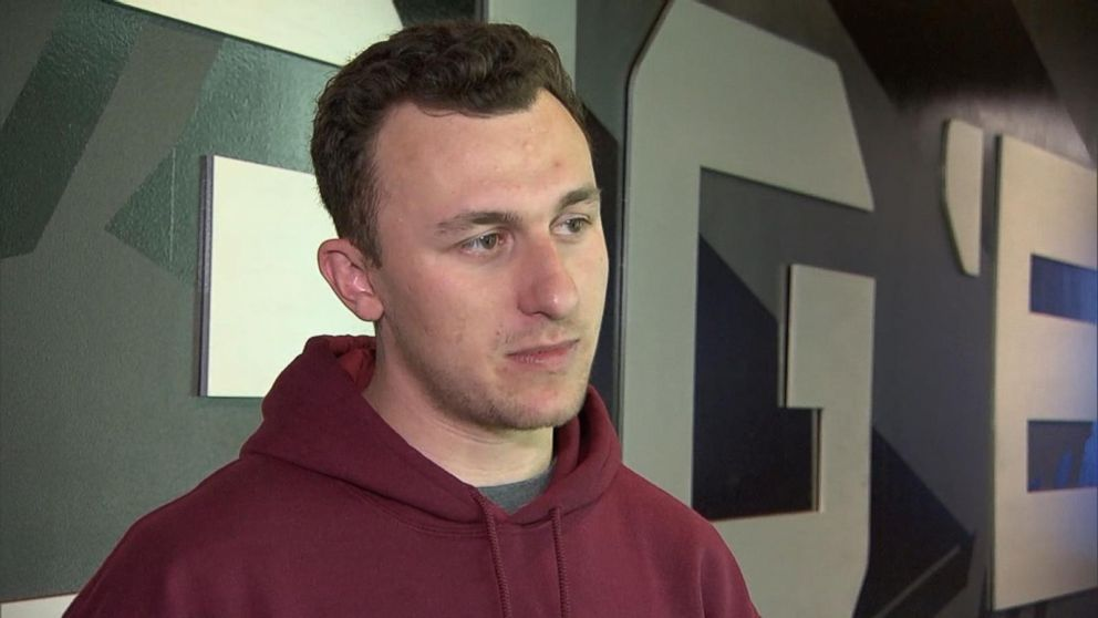 Johnny Manziel reflects on his \'huge downfall\' Video - ABC News