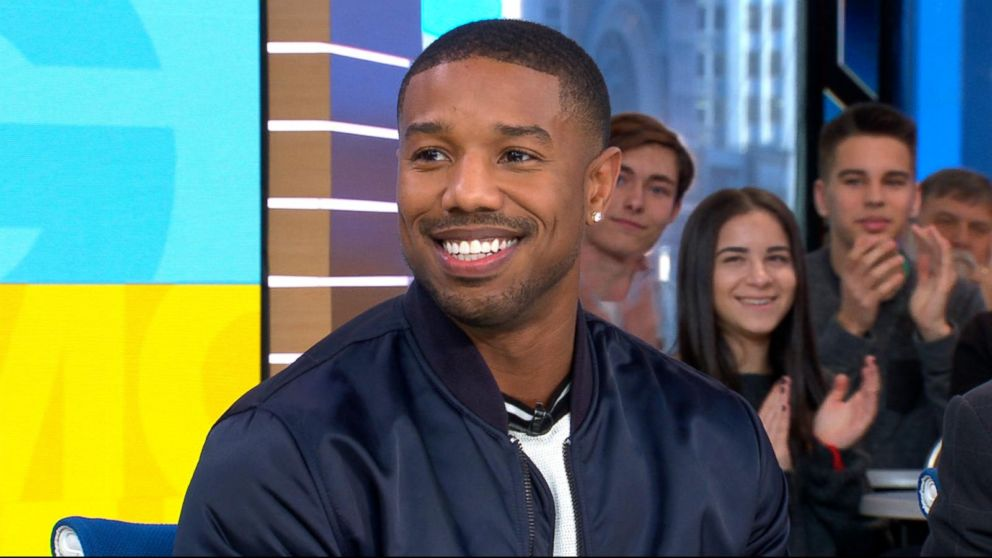 9ae72e1f952 Michael B. Jordan calls 'Black Panther' part of a 'movement' in film ...