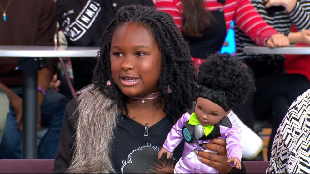 11-year-old helps other girls of color find dolls that ...