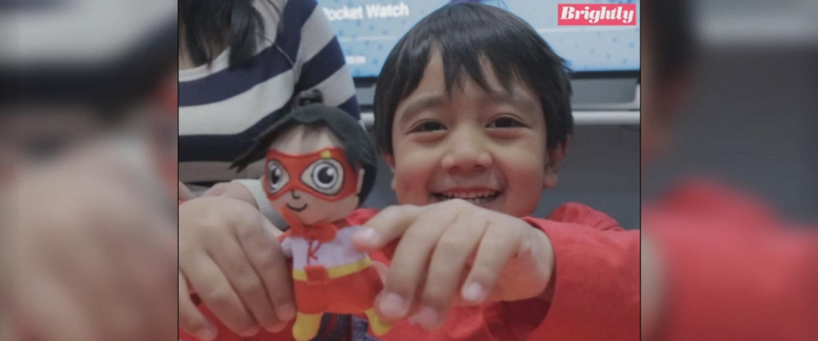 VIDEO: : 6-year-old YouTube toy reviewer debuts toy line at New York Toy Fair