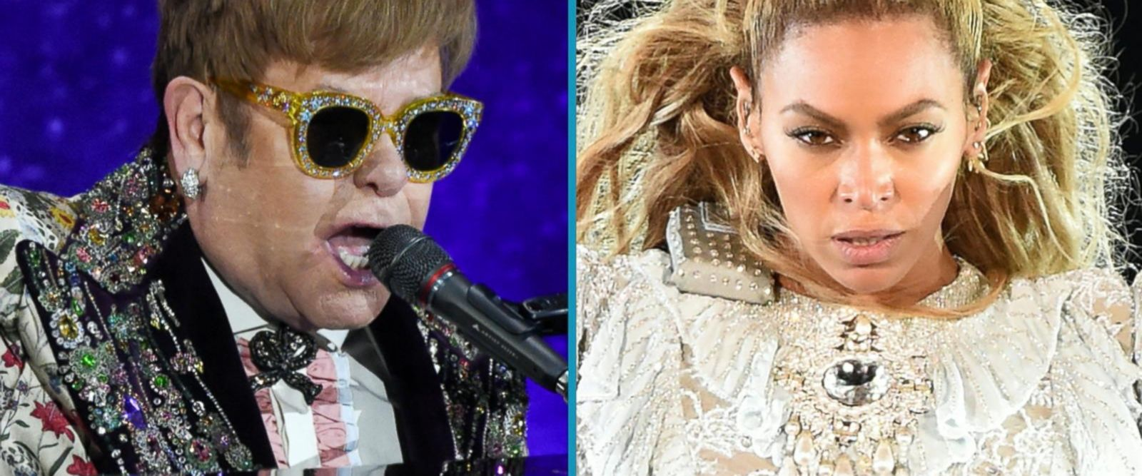 VIDEO: Elton John and Beyonce join forces for a powerhouse collaboration