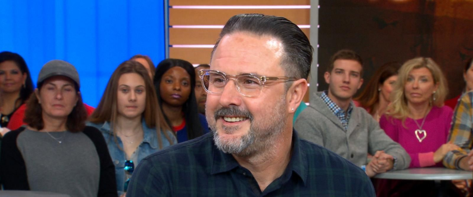 VIDEO: David Arquette opens up about his new documentary 'Survivors Guide to Prison'