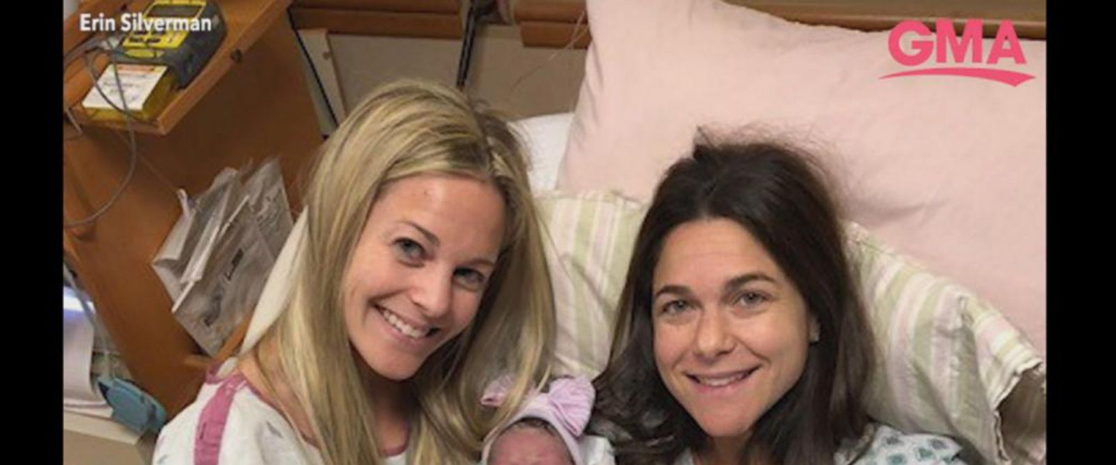 VIDEO: Woman becomes sister's surrogate