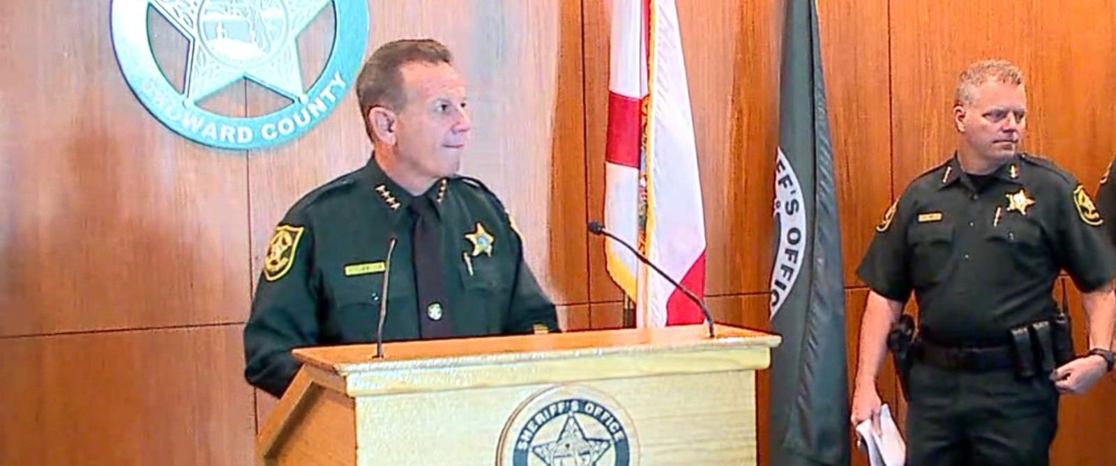 VIDEO: Sheriff investigates reports that 3 other deputies failed to respond to Florida school shooting