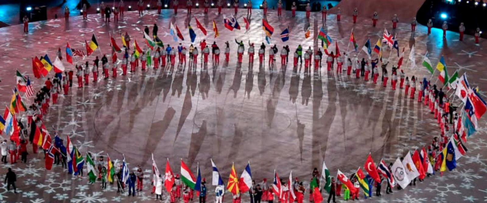 VIDEO: The best moments from the Winter Games