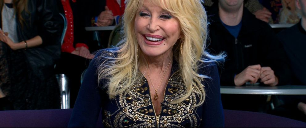 VIDEO: Dolly Parton opens up about her Imagination Library charity on GMA