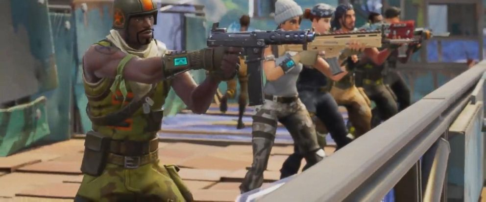 VIDEO: What parents should know about the online survival game Fortnite