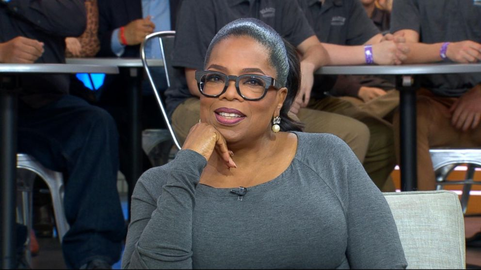 VIDEO: Oprah Winfrey discusses A Wrinkle in Time live on GMA
