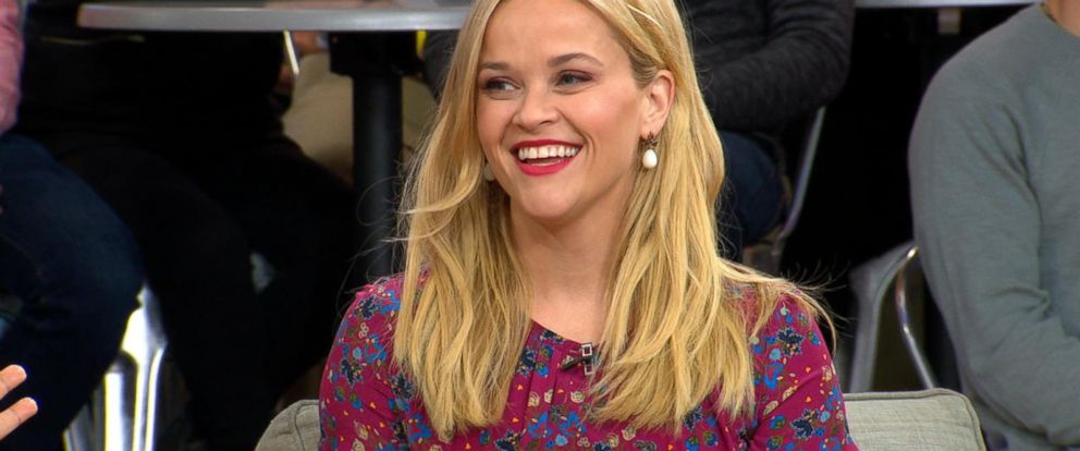 VIDEO: Reese Witherspoon opens up about A Wrinkle in Time