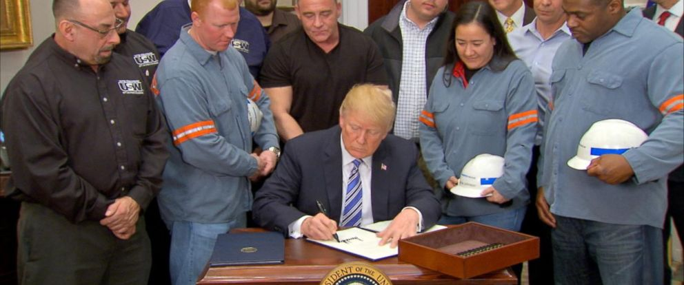 VIDEO: How US trade tariffs on steel and aluminum will impact manufacturers
