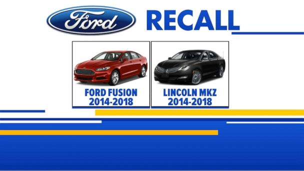 Video Ford Recalls 1 4m Cars Over Loose Steering Wheels