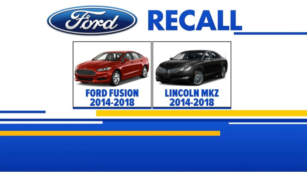 Ford Recalls 1 4m Cars Over Loose Steering Wheels