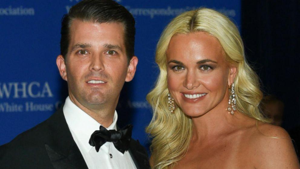 Donald Trump Jr , wife to divorce