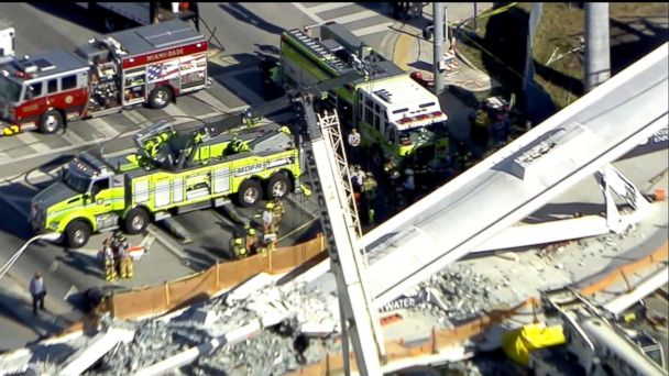 Emergency crews recover remaining victims of deadly bridge collapse