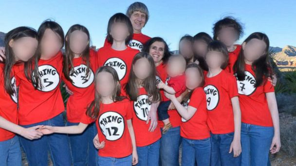 Siblings allegedly held captive free for 1st time