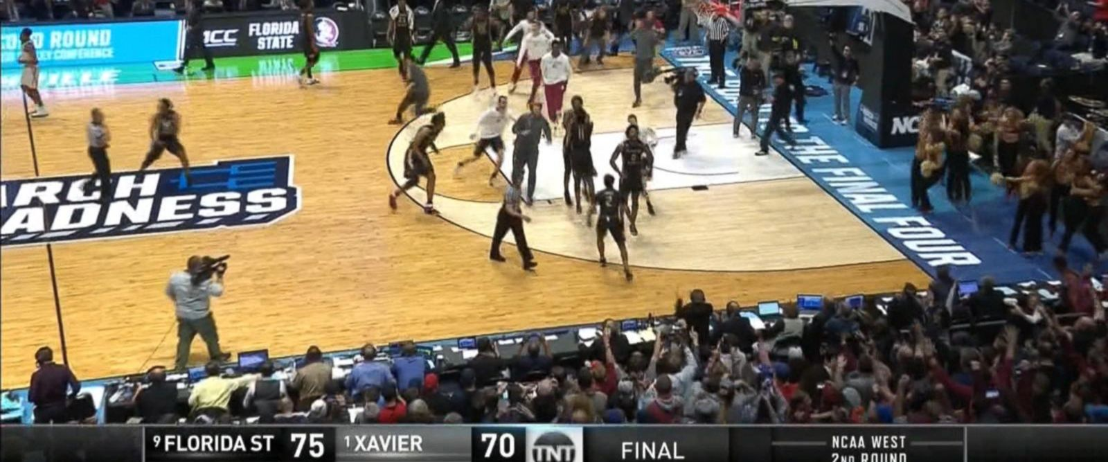 VIDEO: March Madness full of early round upsets