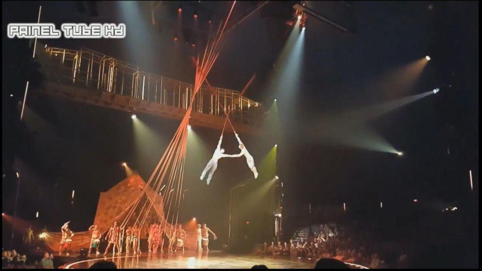 Cirque du soleil volta chicago