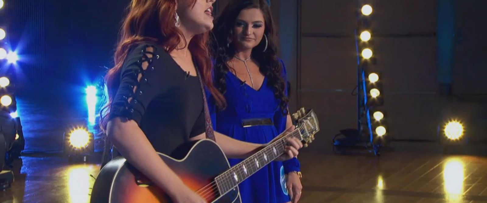 VIDEO: Sisters advance to the next round of 'American Idol'