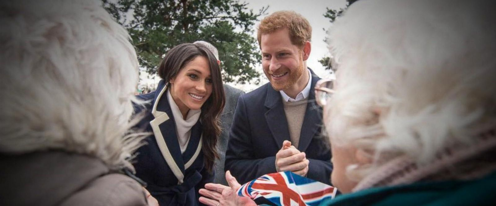 VIDEO: New book explores Prince Harry's romance with Meghan Markle