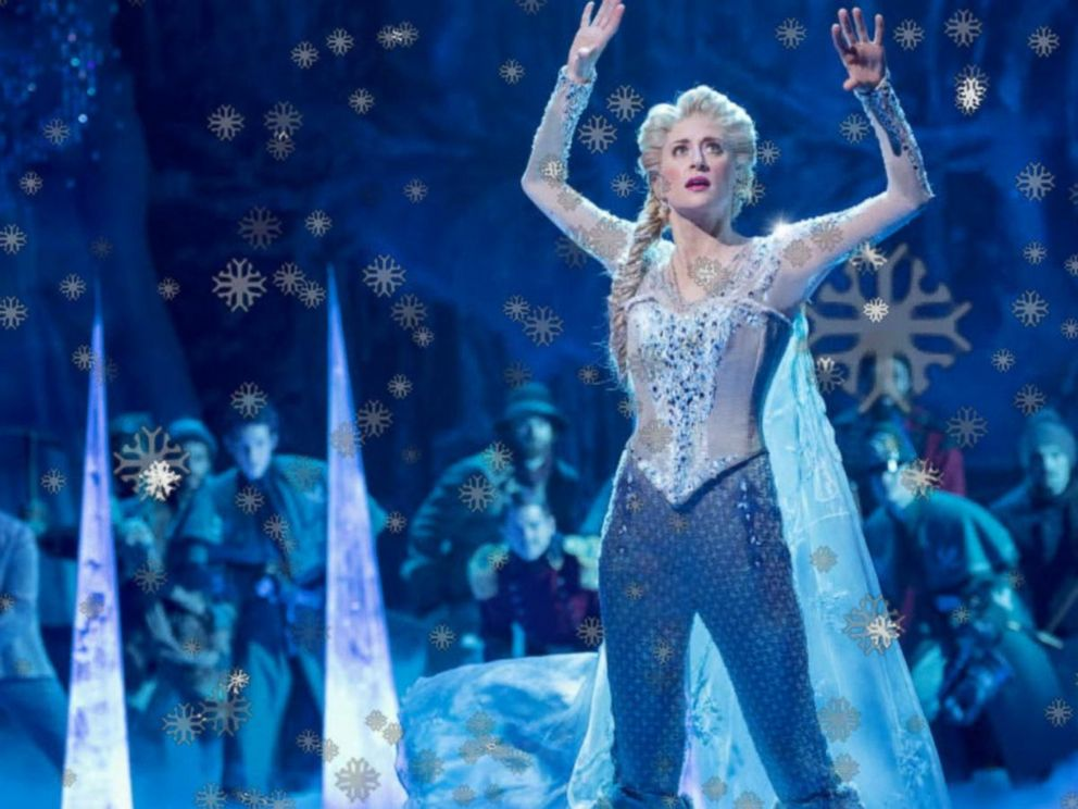 VIDEO: Frozen musical is about empowered women
