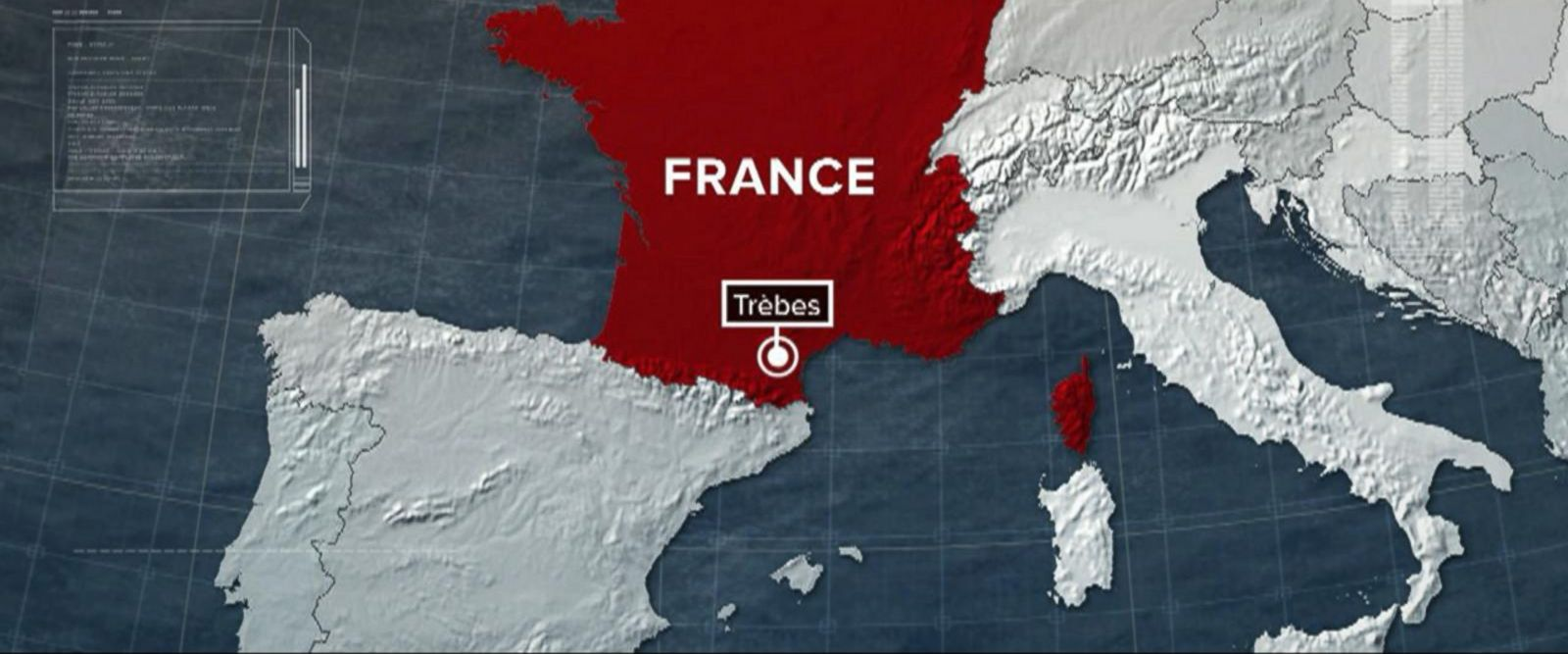 VIDEO: Reports of hostage situation in Southern France