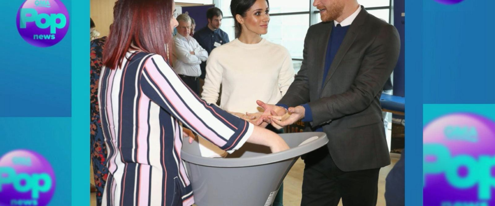 VIDEO: Meghan Markle and Prince Harry send out wedding invitations