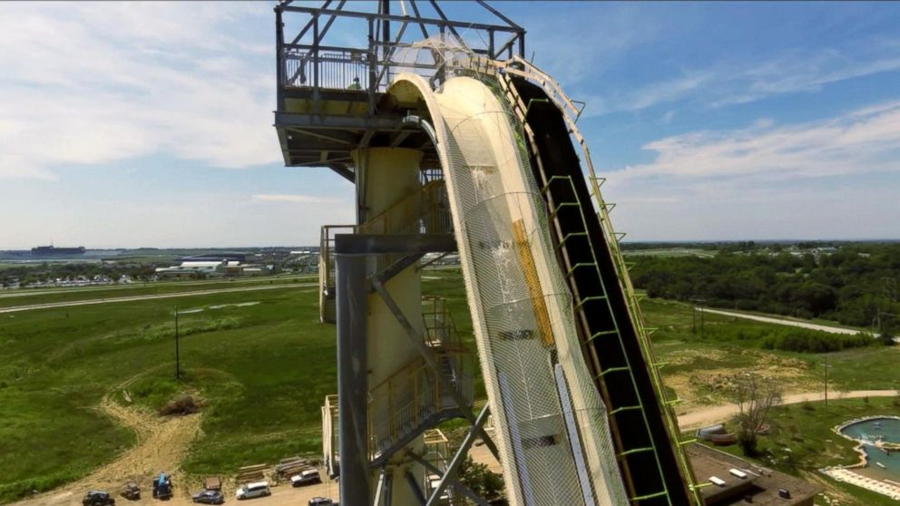New charges in waterslide death of 10-year-old boy
