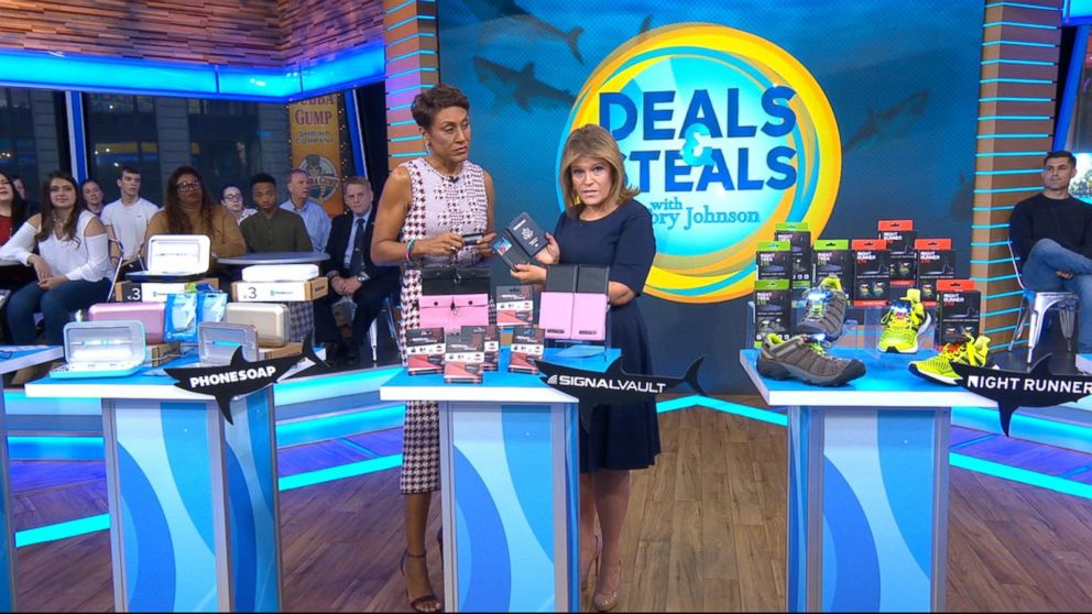 Gma Deals And Steals Top Picks From Shark Tank Stars