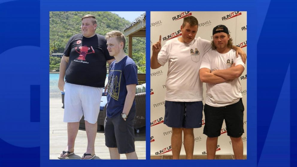 Poker-playing brothers win $150K after a weight transformation bet