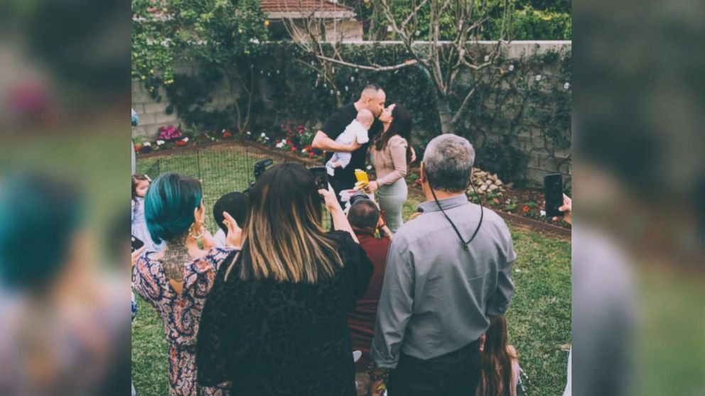 Man Proposes During Easter Egg Hunt With