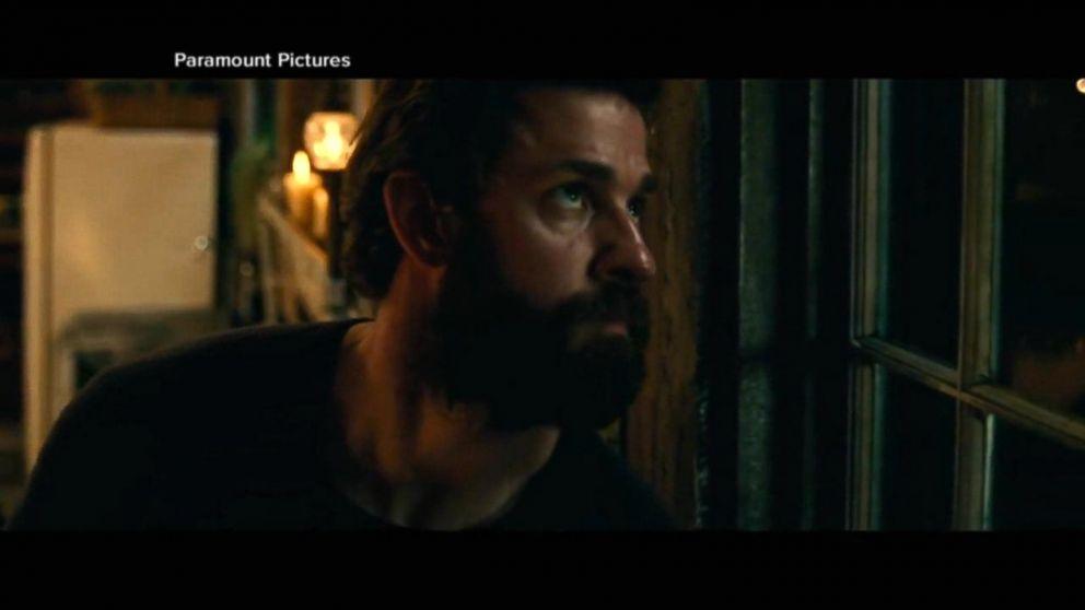 Quiet on the set: John Krasinski tweets that sequel to 'A Quiet Place' is underway
